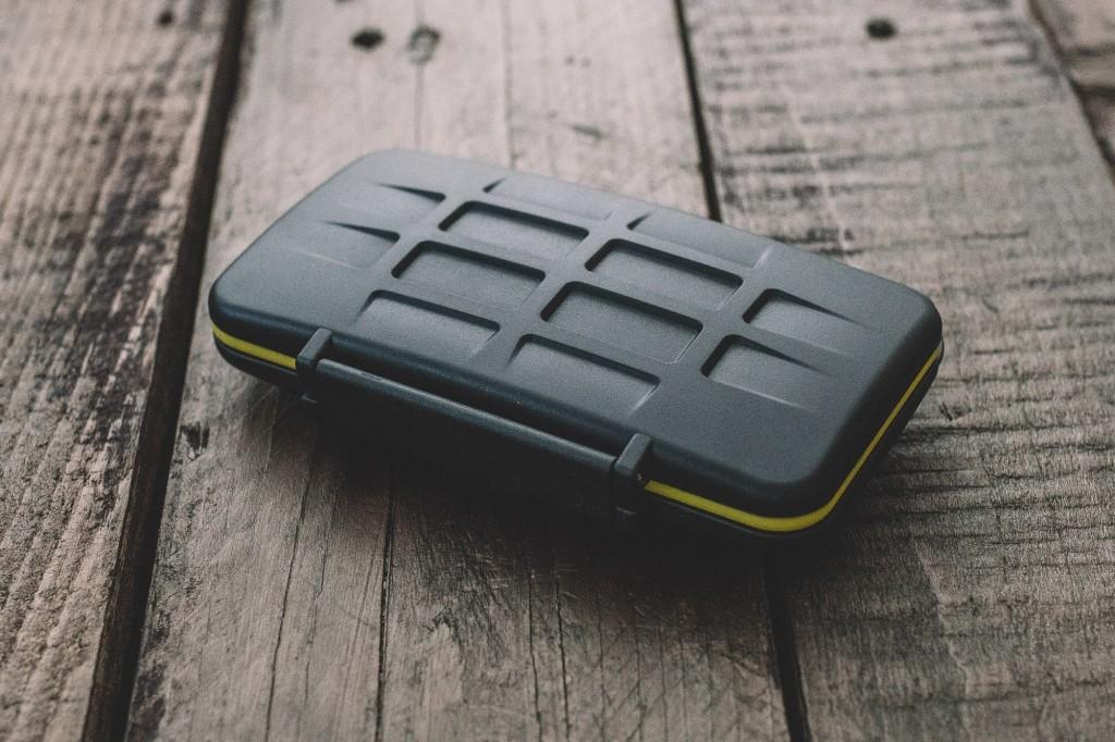 JJC Multi Memory Card Case MC-SD12 -3
