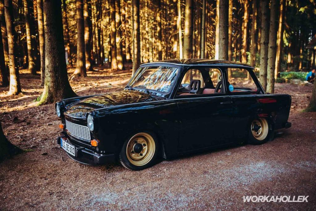 Tief im Wald 2016 Suhl Custom Junkys