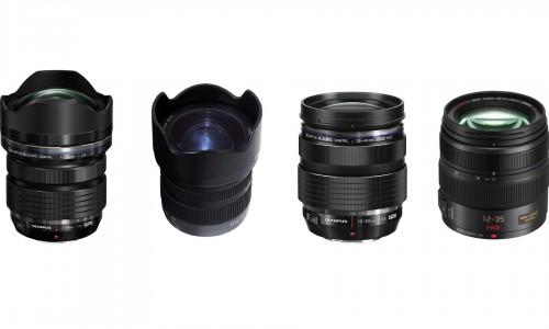 Zoomobjektive für Panasonic GH4