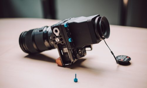Sigma FP LVF 11 Alternative Schraube | schnelles abnehmen und anbringen